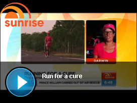Click here to watch Deborah on Sunrise!